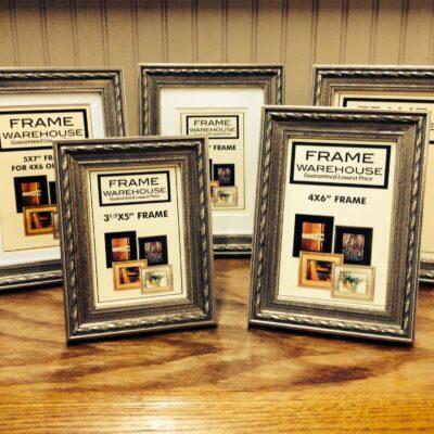 tabletop frames