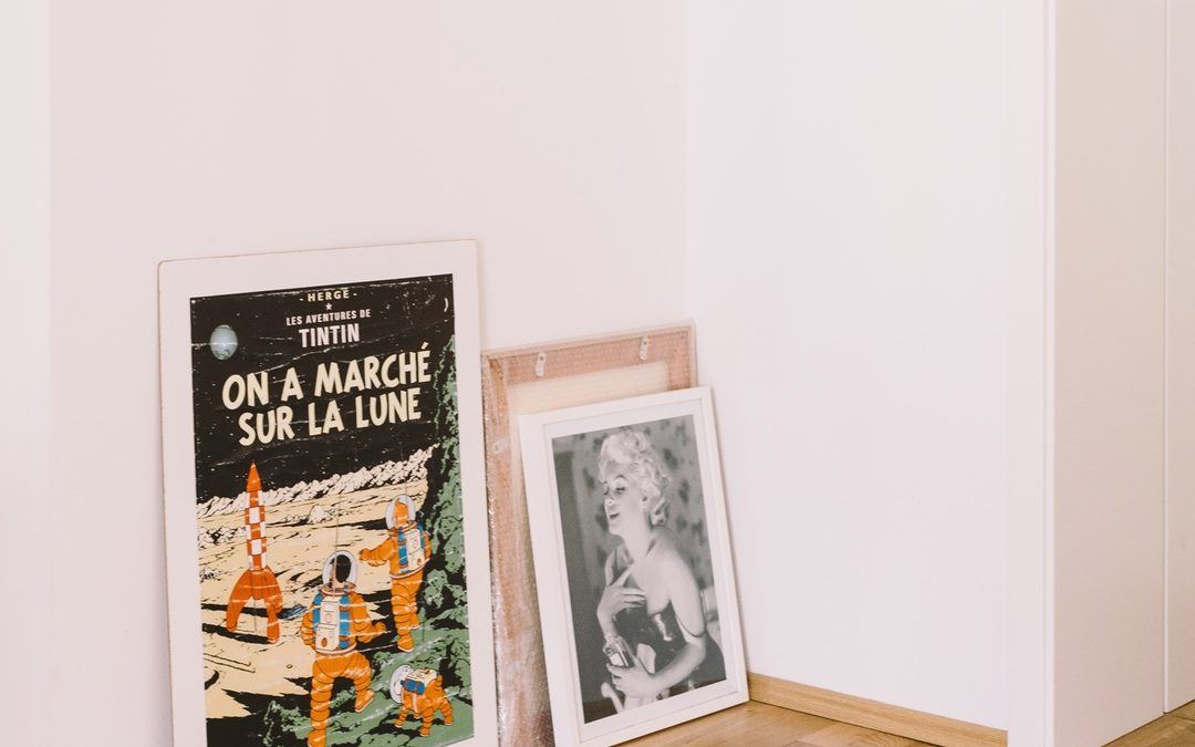 How to Find the Perfect Frames for Art Prints - Frame Warehouse