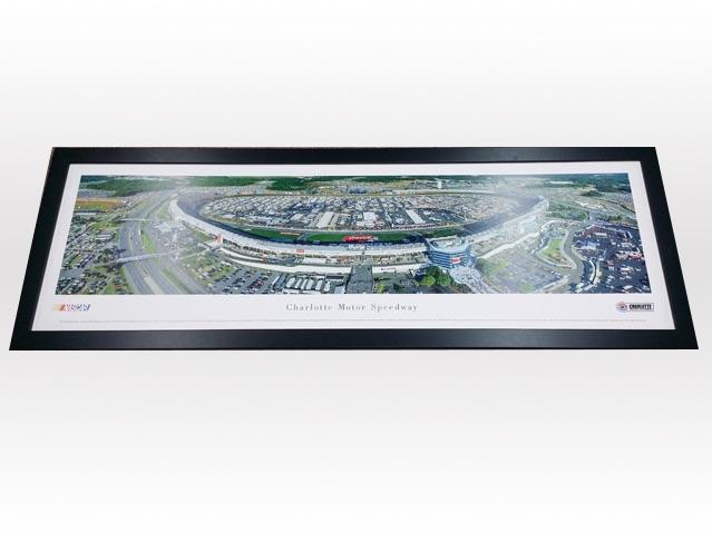 Charlotte Motor Speedway Frame Warehouse