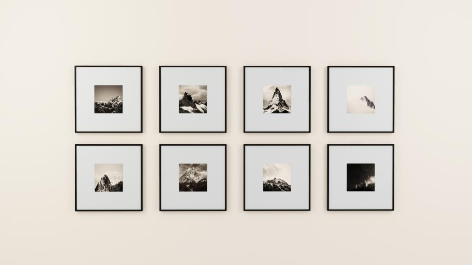 How to Create the Perfect Gallery Wall - Frame Warehouse